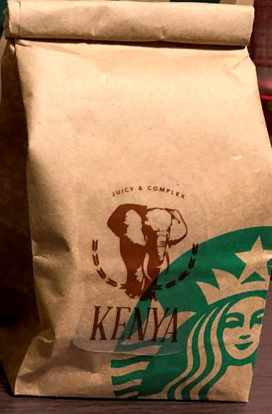 コーヒー豆「ケニア」